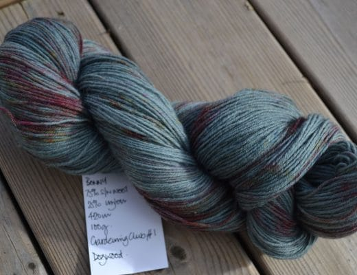 fingarn Yarn Yard Dogwood