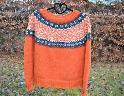 Vinterfjell sweater