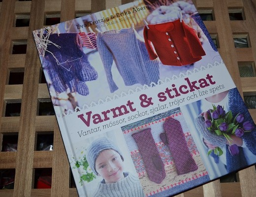 Varmt & Stickat bok